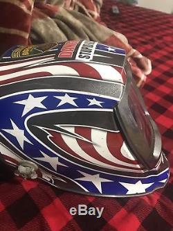 Miller Digital Infinity Auto Darkening Welding Helmet Good Condition