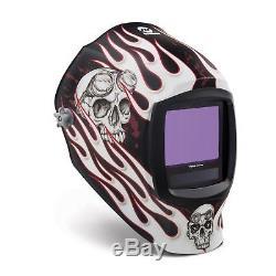 Miller Digital Infinity Auto Darkening Welding Helmet Stars And Stripes