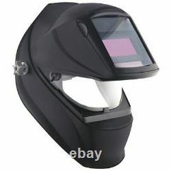 Miller Electric 260938 Welding Helmet, Auto Darkening, 1-9/16H