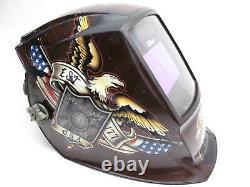 Miller Elite 257215 USA Welding Helmet Auto Darkening