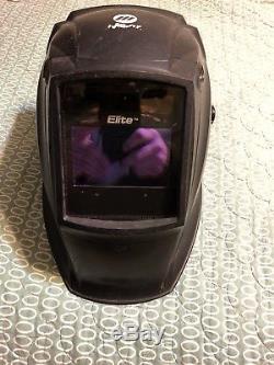 Miller Elite Auto Darkening Welding Helmet