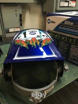Miller Elite Series Auto Darkening Welders Helmet