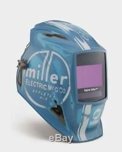 Miller Genuine Digital Elite Vintage Roadster Welding Helmet 259485