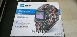 Miller Rise Classic Series Auto-Darkening Welding Helmet 271349