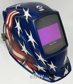 Miller Stars & Stripes II Digital Elite Auto Darkening Welding Helmet (257216)