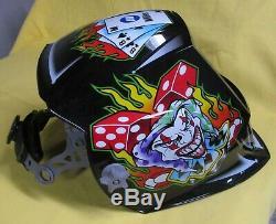 Miller The Joker Digital Elite Welding Helmet with ClearLight Auto Dark lens