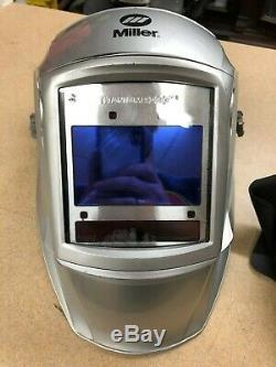 Miller Titanium 9400 Auto Darkening Welding Helmet