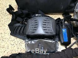 Miller Titanium 9400 Powered Air Purifying Respirator PAPR Auto Darkening Helmet