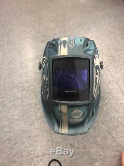 Miller Vintage Roadster Digital Elite Auto Darkening Welding Helmet