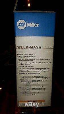 Miller Weld-Mask Auto Darkening Goggles (267370)