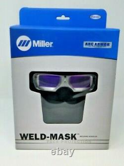 Miller Weld-Mask Auto Darkening Goggles (267370) Fast Free Shipping