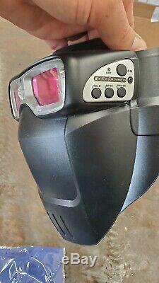 Miller Weld-Mask auto darkening close quarters welding helmet