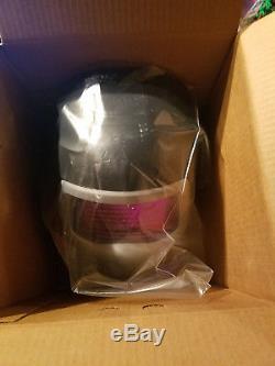 NEW 3M 9100 Speedglas Welding Helmet, 06-0100-30SW, Auto Darkening, 9100XX