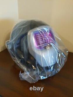 NEW 3M SPEEDGLAS 9100X 06-0100-20HASW Auto Darkening Welding Helmet SideWindow