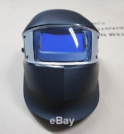 NEW 3M Speedglas SL Black Welding Helmet with Auto-Darkening Filter Shades 8-12