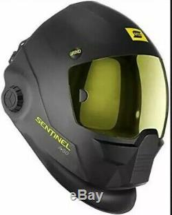 NEW ESAB Auto Darkening Sentinel A50 Welding Helmet withFREE accessories