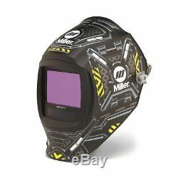 NEW Miller Black Ops Digital Infinity Auto Darkening Welding Helmet (280047)