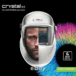 NEW! Optrel Crystal 2.0 Helmet