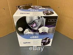 NEW Optrel E680 Automatic Welding Helmet