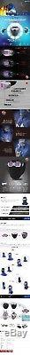 NEW SERVORE Welding GOGGLE MASK ARC SHIELD-513 Auto Darkening Shade 5-13 -Va