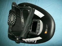 NEW Snap-on YA4610 Blue Skulls Auto-Darkening Welding Helmet Ext Shade Control