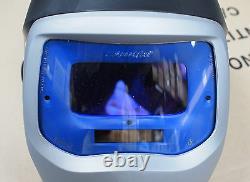 NEWEST 3M Speedglas 9100V Black Welding Helmet with Auto Darkening Shades 8-13