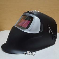 New 3M Speedglas 100v Black Auto Darkening Filter Welding-Helmet TIG possibility