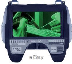 New 3M Speedglas 9100X Auto-Darkening Filter Shades 5, 8-13, B17179
