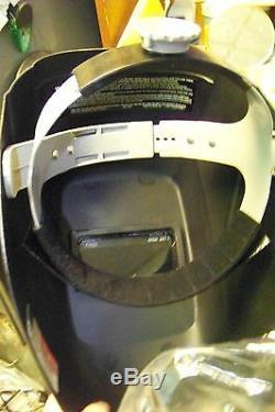 New FibreMetal 2001fmpbm11 By Honeywell Shade 11 Auto-Darkening Welding Lens