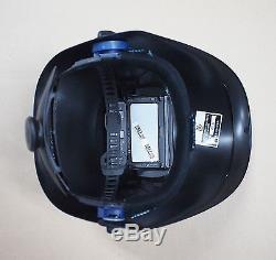 New HQ 3M Speedglas 100 Black Welding Helmet with Auto-Darkening Filter
