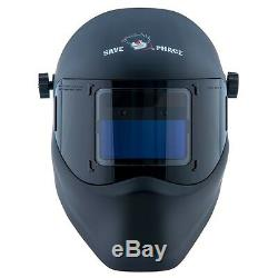 New Save Phace RFP Welding Helmet 40VizI2 40sq inch lens 2 Sensor MO2