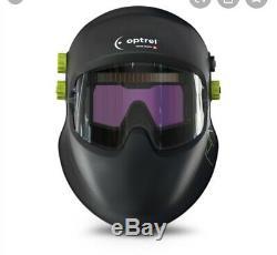 OPTREL Panoramaxx Welding Helmet Black