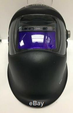 Optrel 1006.600 VegaView 2.5 Digital Black Auto Darkening Welding Helmet Bundle