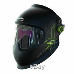 Optrel 1010.000 Panoramaxx Auto Darkening Welding Helmet Black