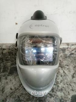 Optrel 4442.004 5 to 13 Lens Shade Silver Auto-Darkening Welding Helmet