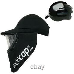 Optrel Auto Darkening Welding Helmet with Integrated Bump Cap, Shade 9 12