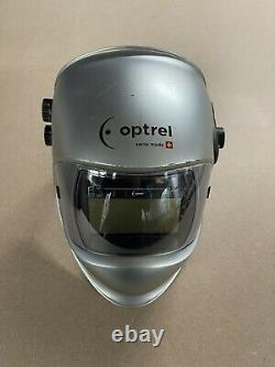 Optrel Crystal 2.0 1006.900 Welding Helmet With Many Extras Included