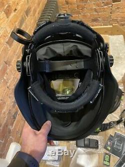 Optrel Crystal 2.0 Air Welding Helmet E3000X Papr Kit + Extra