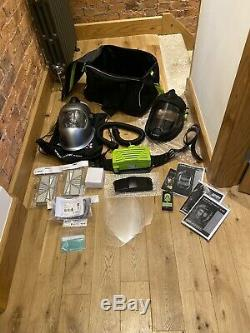 Optrel Crystal 2.0 PAPR Welding Kit + Extras