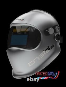 Optrel Crystal 2.0 Welding Helmet United Welding Supplies Optrel Gold Partner