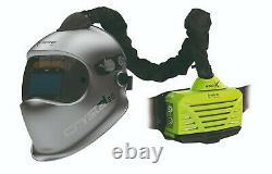 Optrel Crystal 2.0 Welding Helmet e3000X PAPR System