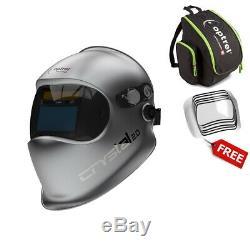 Optrel Crystal 2.0 Welding Helmet withFREE Lens and Backpack (1006.900)
