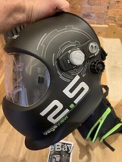 Optrel Vegaview 2.5 Welding Helmet & Optrel Rucksack
