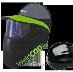 Optrel Weldcap Auto-Darkening Welding Bump Cap 1008.001