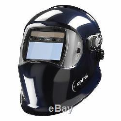 Optrel e684 Series Dark Blue Welding Helmet withFREE Lens and Backpack (1006.502)