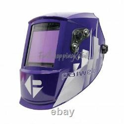 Parweld XR937H True Colour Extra Large View Auto Welding And Grinding Helmet