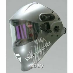 Parweld XR939H Welders Headshield Auto Darkening Helmet Flip Up Helmet Welding