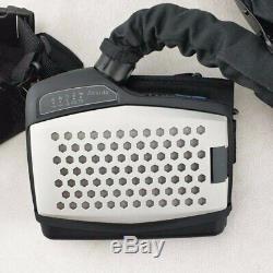 Powered Air Purifying Respirator Auto Darkening Welding Helmet Personal