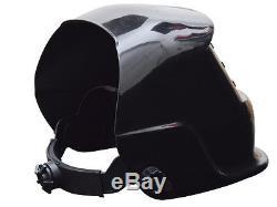 Pro Solar Auto-Darkening Welding Helmet Welder Mask Arc Tig Mig Hood Grinding