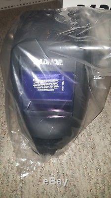 RADNOR 7-13 auto darkening lens welding helmet LITE 60